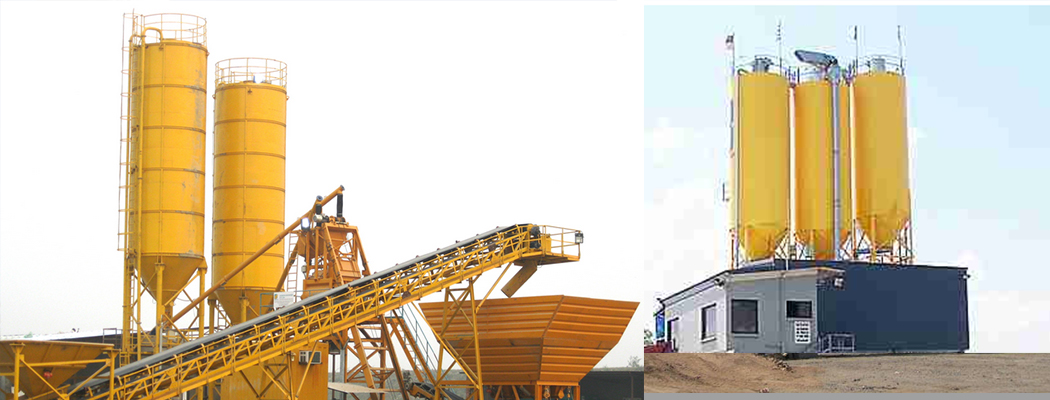 Concrete mixing plant environment and the choice of accessories