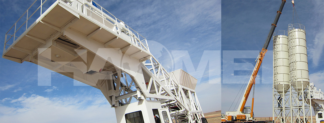 How to Improve the Dust Removal Effect of concrete batch Plant