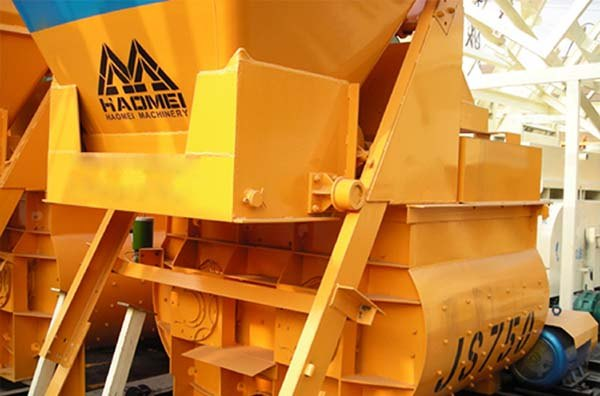 JZC concrete mixer and JZM concrete mixer equipment