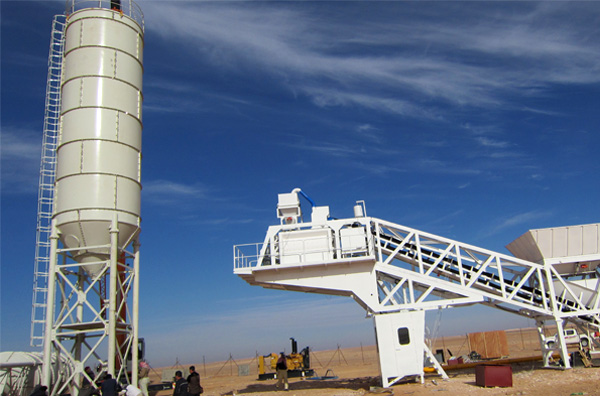 Manufacturers teach you to judge the quality of concrete batching plant