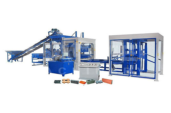 QT15-15 block making machine