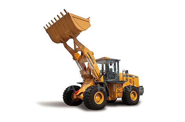 HM860 wheel loader