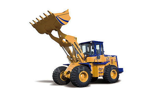 HM843 wheel loader