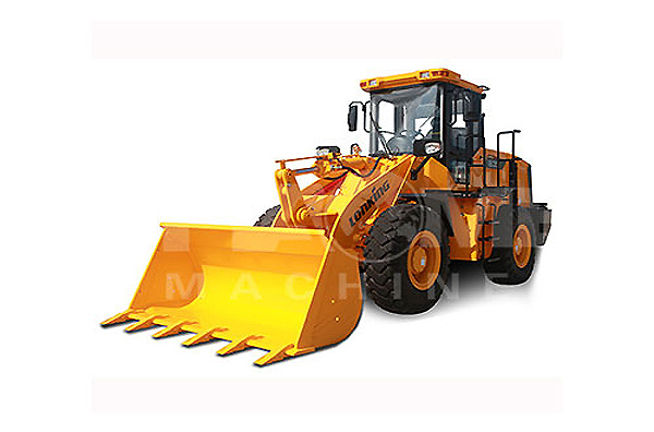 HM835 wheel loader